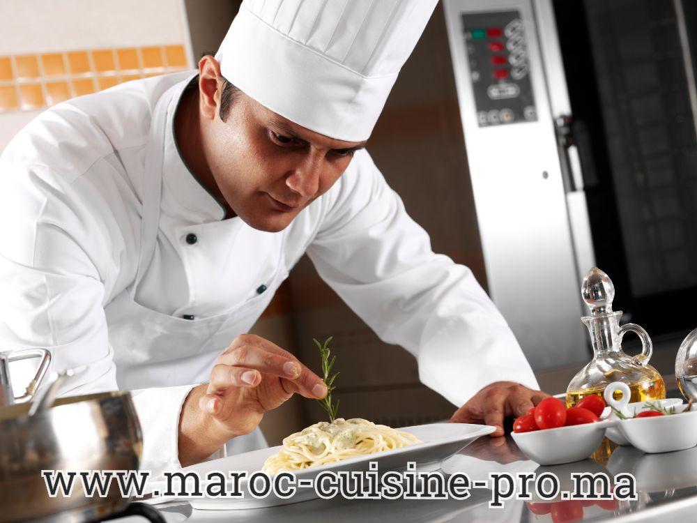 Équipements de restaurant et snack sur Béni Mellal