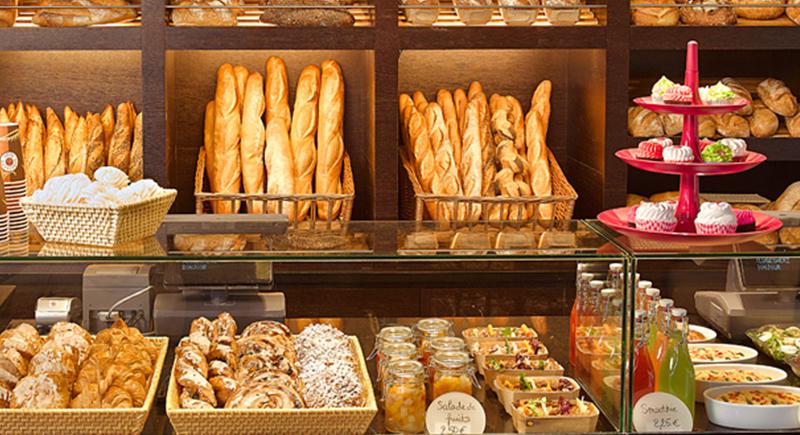 Magasin pour boulangerie à Marrakech